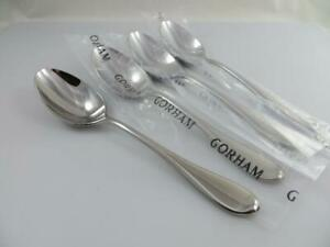 Gorham Nouveau Stainless Oval Place Soup Spoon