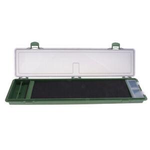 Carp Fishing Rig Box Stiff Hair Rig Board with Pins Wallet Rig Storage Box