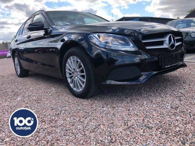 Mercedes C220 d 2,2 Business stc. aut. 5d - 279.800 kr.