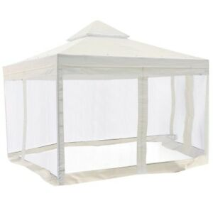 Image is loading 10x10-039-Gazebo-Top-Canopy-Replacement-Patio-Pavilion-  sc 1 st  eBay : 10x10 gazebo canopy replacement - memphite.com