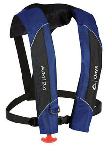 Canadian Approved Onyx A M 24 Automatic Manual Inflatable