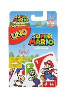 Uno Super Mario Game Free Shipping