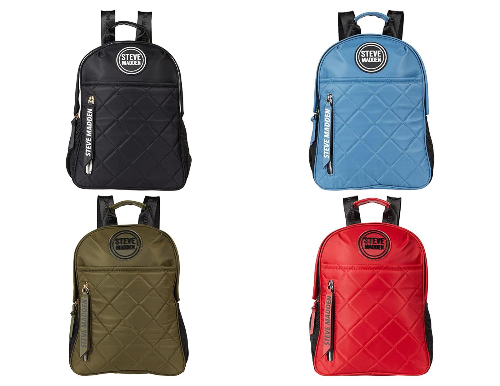 Steve Madden Women's Force 3 Bag Backpack Bookbag
