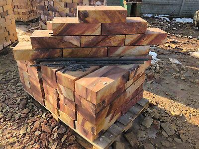 Maurersteine Sandstein 1 Block 10x20x40