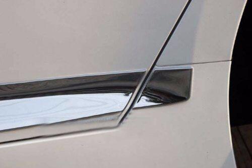 8pcs Chrome Body Door Side Molding Cover Trim fit for Kia Optima K5 2011-2015