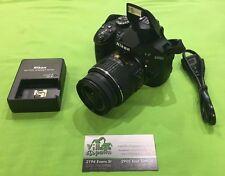 Nikon D3300 24.2MP w/ Nikon DX VR AF-S NIKKOR 18-55mm 1:3.5-5.6GII Zoom Lens