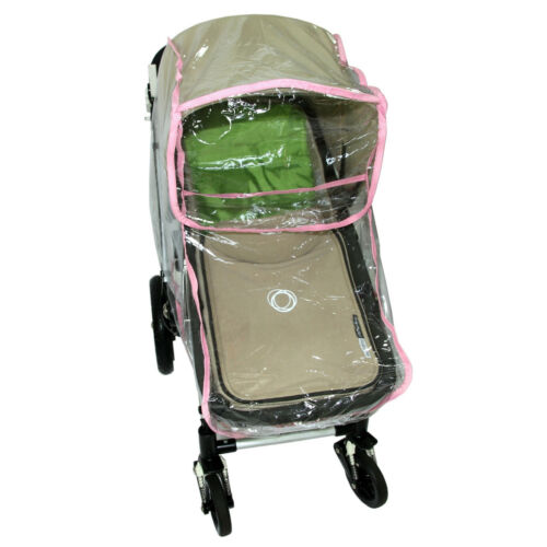 BABY CHILD UNIVERSAL PRAM CARRY COT BASSINET STRONG RAIN COVER TOP QUALITY NEW