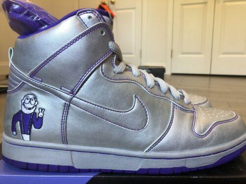2007 Nike SB Dunk High Dinosaur Jr. sz. 10.5
