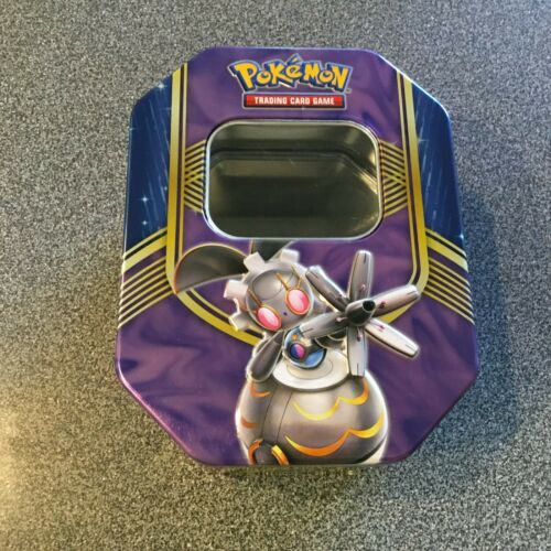 Great Condition Mewtwo Lugia Etc Assorted Pokemon Trading Card Tins TIN ONLY
