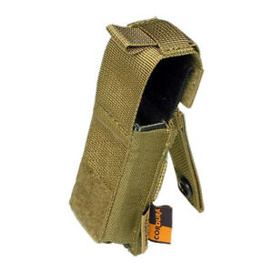 flyye army combat military 45 pistol mag ammo pouch airsoft molle