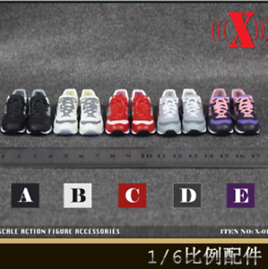 X-TOYS-1-6-X-017-Female-Sports-Shoes-Sneakers-Model-Casual-Shoes-F-figure-action