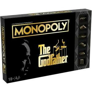 Monopoly The Godfather Board Game
