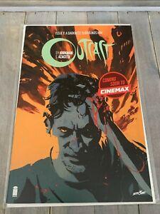 Image-Comics-Outcast-1-First-print-Robert-Kirkman-Comic-NM-1st-ed-Original