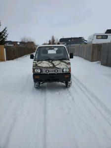 1992 dihatsu hijet (mini truck)