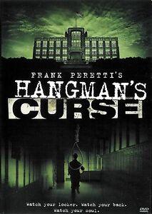Hangman-039-s-Curse-David-Keith-Mel-Harris-DVD-WS-FS-FREE-Shipping-USA
