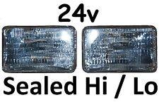 Sealed Beam 24V Hi/Lo Toyota Landcruiser 61 62 80 series Hiace LiteAce Van isuzu