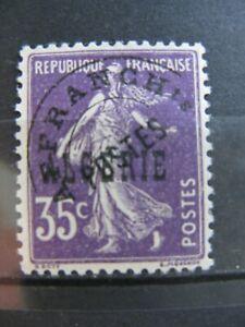 FRANCE-neuf-ALGERIE-preoblitere-n-7