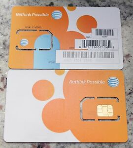 AT-amp-T-OEM-STANDARD-4G-LTE-sim-card-NEW-UNACTIVATE