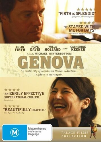 1 of 1 - Genova (DVD, 2010) VGC Pre-owned (D95)
