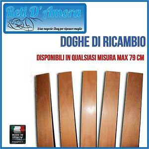Doghe Doga Per Ricambio Reti Rete Da Letto In Legno Di Faggio Per Letto 790 X 68 Ujsq0ht2-10131631-351317660