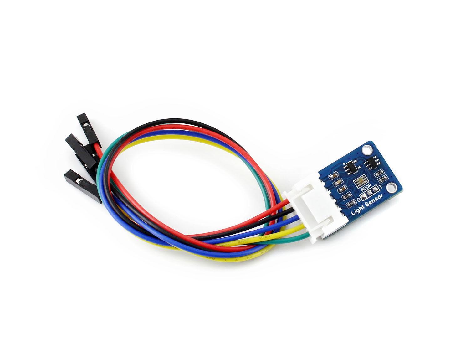 Ambient Light Sensor >> Light Sensor Module Tsl2581fn 16 Bit I2c Ambient Light Intensity Detection Kit