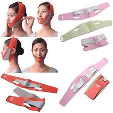 Women Anti Wrinkle V Line Half Face Cheek Lift Slimming Strap Chin Mask Belt Hot
