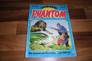 Lee Falk -- 2x PHANTOM # 43 und 45 im Superband # 3 - Mühlacker, Deutschland - Lee Falk -- 2x PHANTOM # 43 und 45 im Superband # 3 - Mühlacker, Deutschland