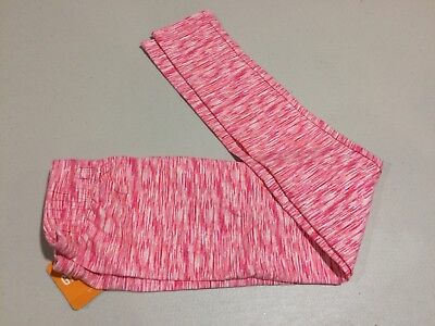 NWT Gymboree Girls Bright Ideas Pink Geo Leggings Size 5 6 7 8 10 /& 12