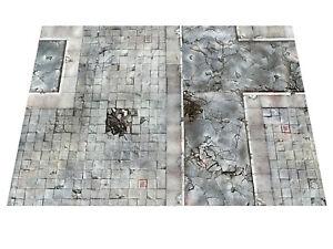 2-039-x3-039-Urban-Skirmish-C-Playmat-gaming-mat-WH40k-KILL-TEAM-board-40k-Infinity