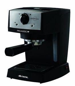 ARIETE 1366 Macchina Caffe Picasso Cialdissima Espresso & Cialde 850W
