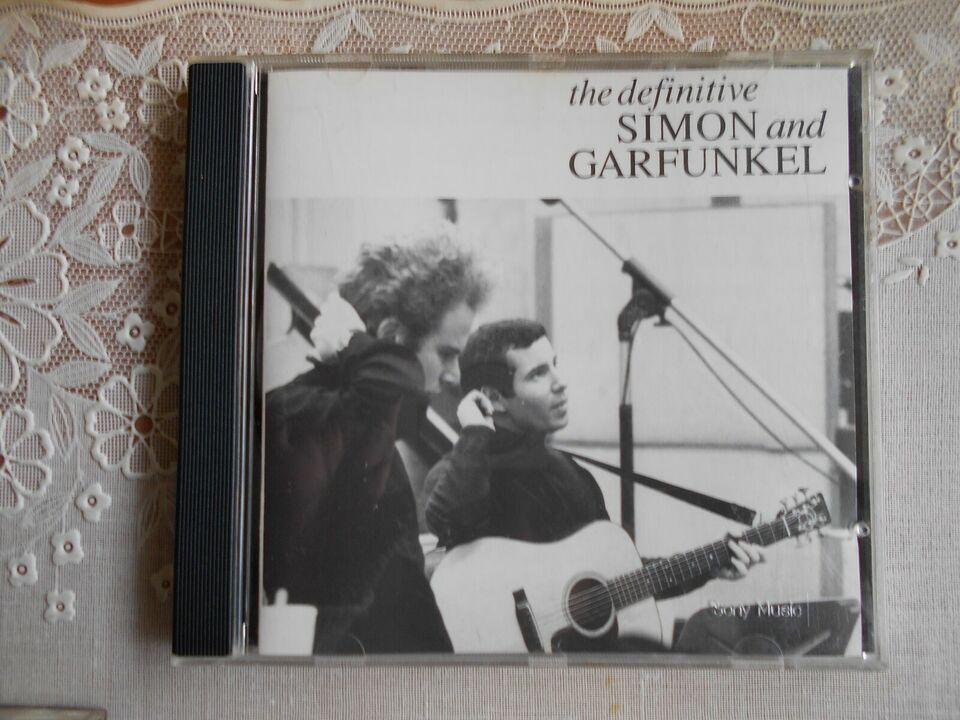 simon and garfunkel: the definitive, pop