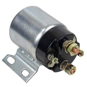 Chevy Starter Solenoid - basic electrical wiring theory