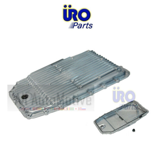 Upgraded Aluminum A//T Oil Pan w// Replaceable Filter Kit BMW Jaguar Land Rover