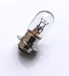 Oldtimer Gluhlampe Lampe 6v 25 25w P15d Light Bulb Ebay