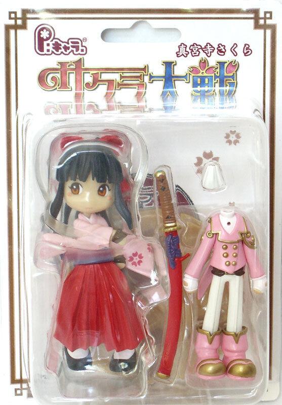 Pinky:st Street PC2007 SAKURA WARS Taisen Shinguji Vinyl Toy Figure Anime Japan