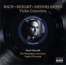 DAVID OISTRAKH : VIOLIN CONCERTOS / CD - NEU
