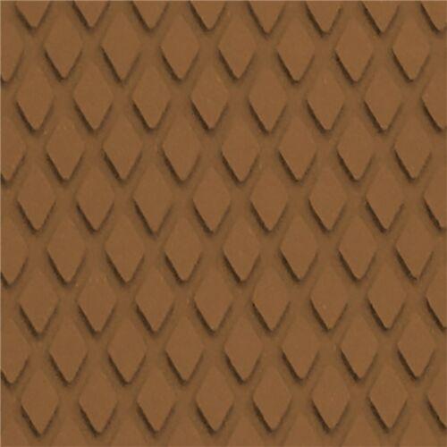 Treadmaster Anti-Slip Matting, Deck Cover, Diamond Sheet, Fawn, 1200mm x 900mm