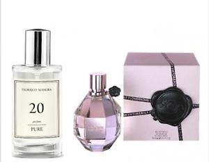 20 Pure Parfum For Her 50 Ml Fm Federico Mahora 5907732510010 Ebay