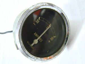 MOTOMETER-AMPERES-CLASSIC-INSTRUMENT-ref-M57-B20