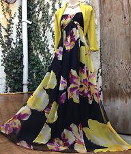 BNWOT Exquisite MONSOON *Captiva* SILK dress+ BNWT Julien Macdonald Shrug 10/12
