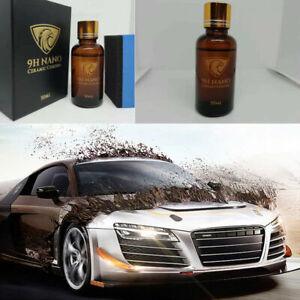 9H-Nano-Ceramic-Auto-Car-Glass-Coating-Liquid-Hydrophobic-Anti-Scratch-Car-Care