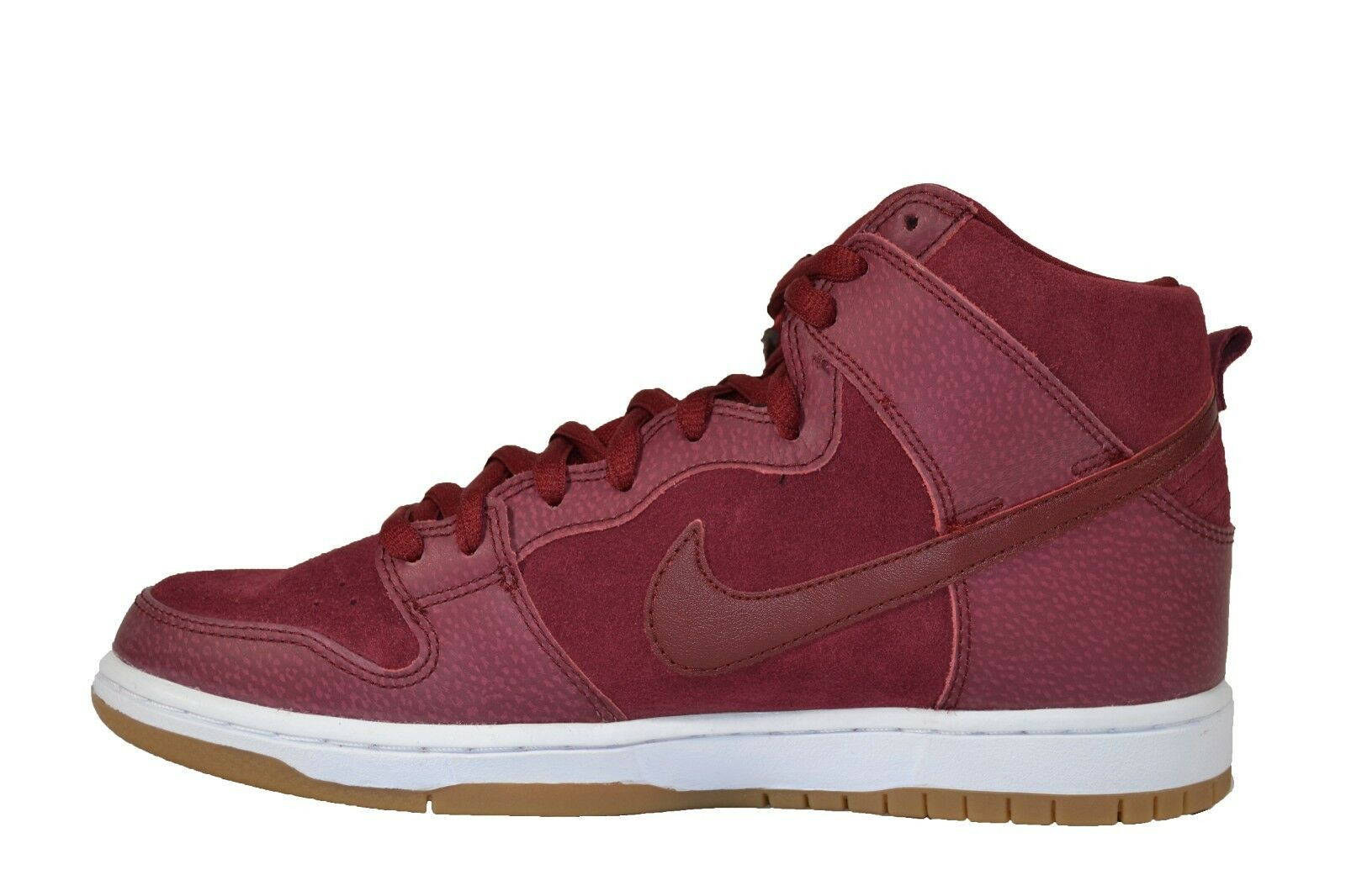 Nike DUNK HIGH PRO SB Team Red Filbert Discounted (183) Men's shoes