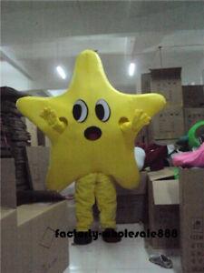 Luckay Star  Mascot Costume hot selling Adult Customade fancy dress