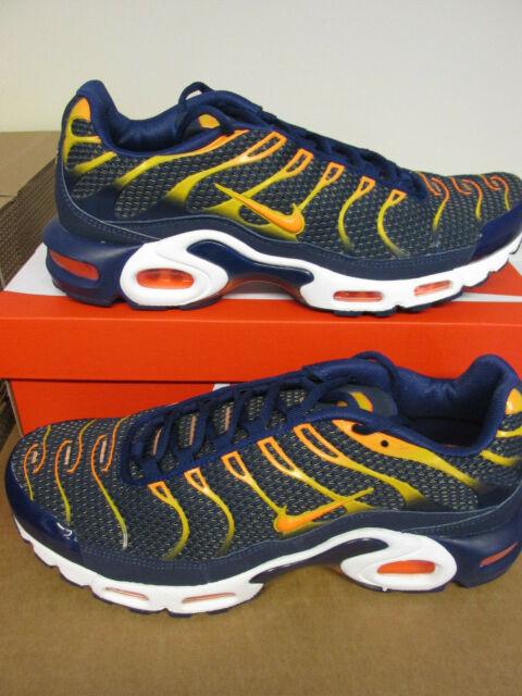 Nike Air Max plus 95 Größe 44 5 Blauorange Top