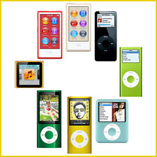 Apple iPod Nano 1st, 2nd, 3rd, 4th, 5th, 6th, 7th, 8th Generation/4GB, 8GB, 16GB