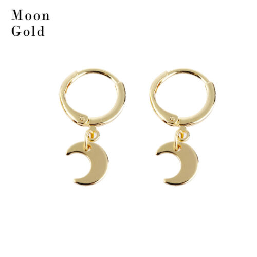 Small Star Trendy Earring Accessory Hoop Earrings For Women Ear Piercing Huggies