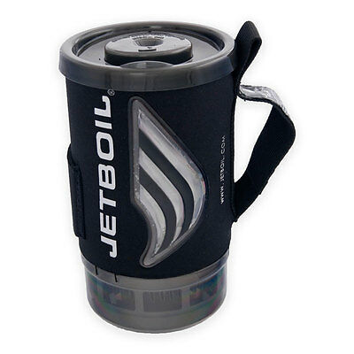 Jetboil Flash Personal Cooking System Quick Boil ideal for camping - outdoors