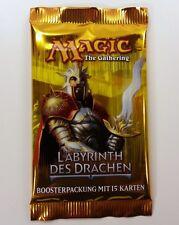 Labirinto del drago BOOSTER tedesco Magic the Gathering MTG