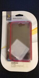 Sprint-Clear-Hybrigel-case-for-Samsung-Galaxy-Note-II-Clear-Pink