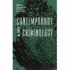 Contemporary Issues in Criminology by University of Wales Press (Paperback, 1995)